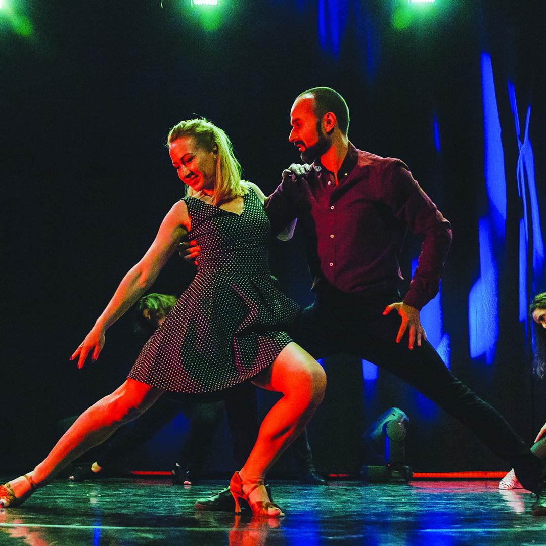 Danças Sociais